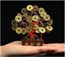 crystal gem money tree in for wealth bay