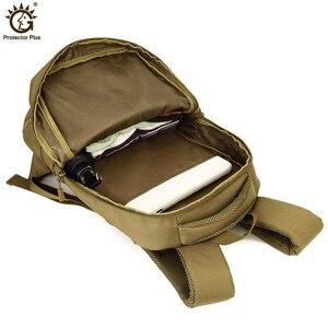 Image 3 - 1000D wodoodporny plecak wojskowy z nylonu Molle Army Tactics plecak plecak obóz plecak podróżny Mochila Escolar