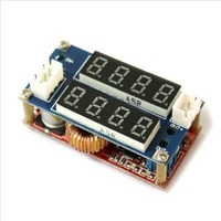 CC CV Step Down LED Driver Voltmeter Ammeter Module 5A Adjustable Power Lzx