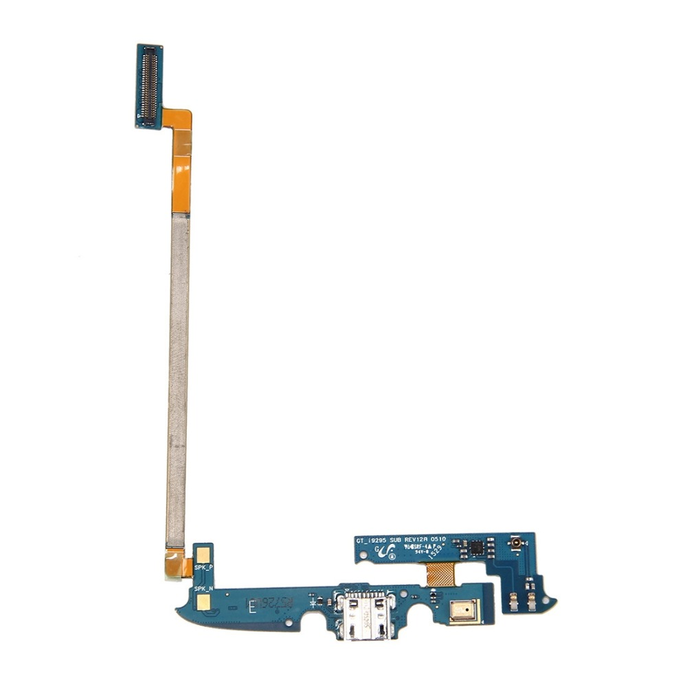 IPartsBuy Charging Port Flex Cable Replacement For Galaxy S4 Active / I9295