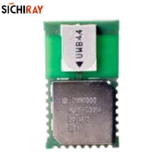 ScenSor DWM1000 Module is an IEEE802.15.4-2011 UWB compliant wireless transceiver module based on DecaWave's DW1000 IC nt39529h c14f2d new cof ic module