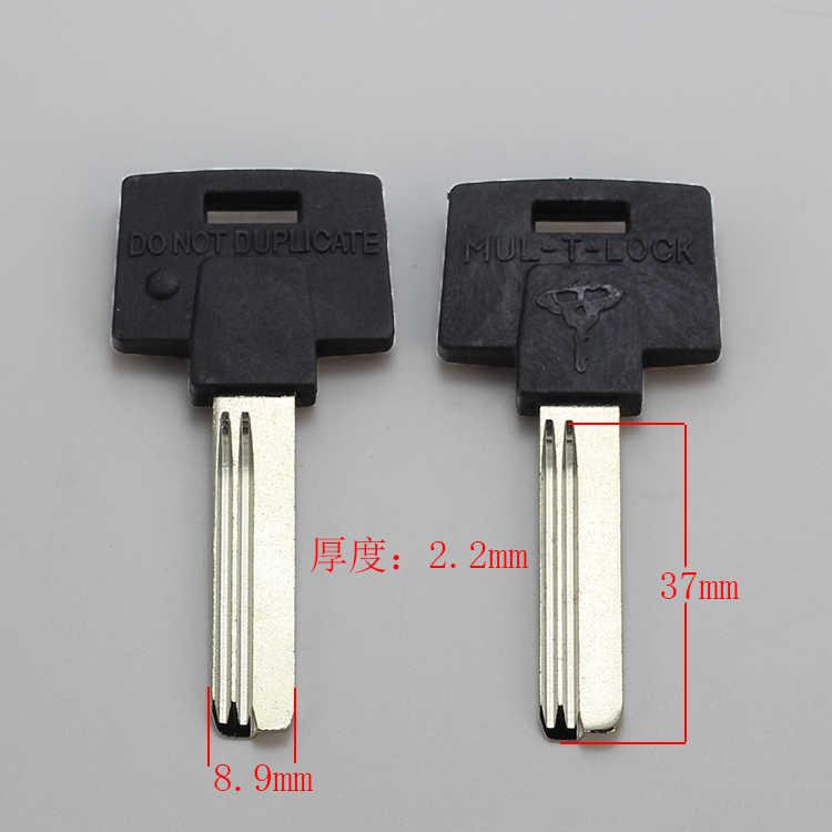 Najlepsza jakość B159 dom drzwi obudowy kluczy ślusarz dostarcza Blank Keys