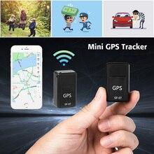 Мини GF-07 автомобиль gps трекеры SOS устройства слежения для автомобиля ребенка Локация трекеры мини gps постоянный магнитный gps Аксессуары