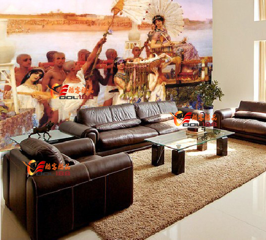 Free shipping Indian woman living room bedroom wallpaper