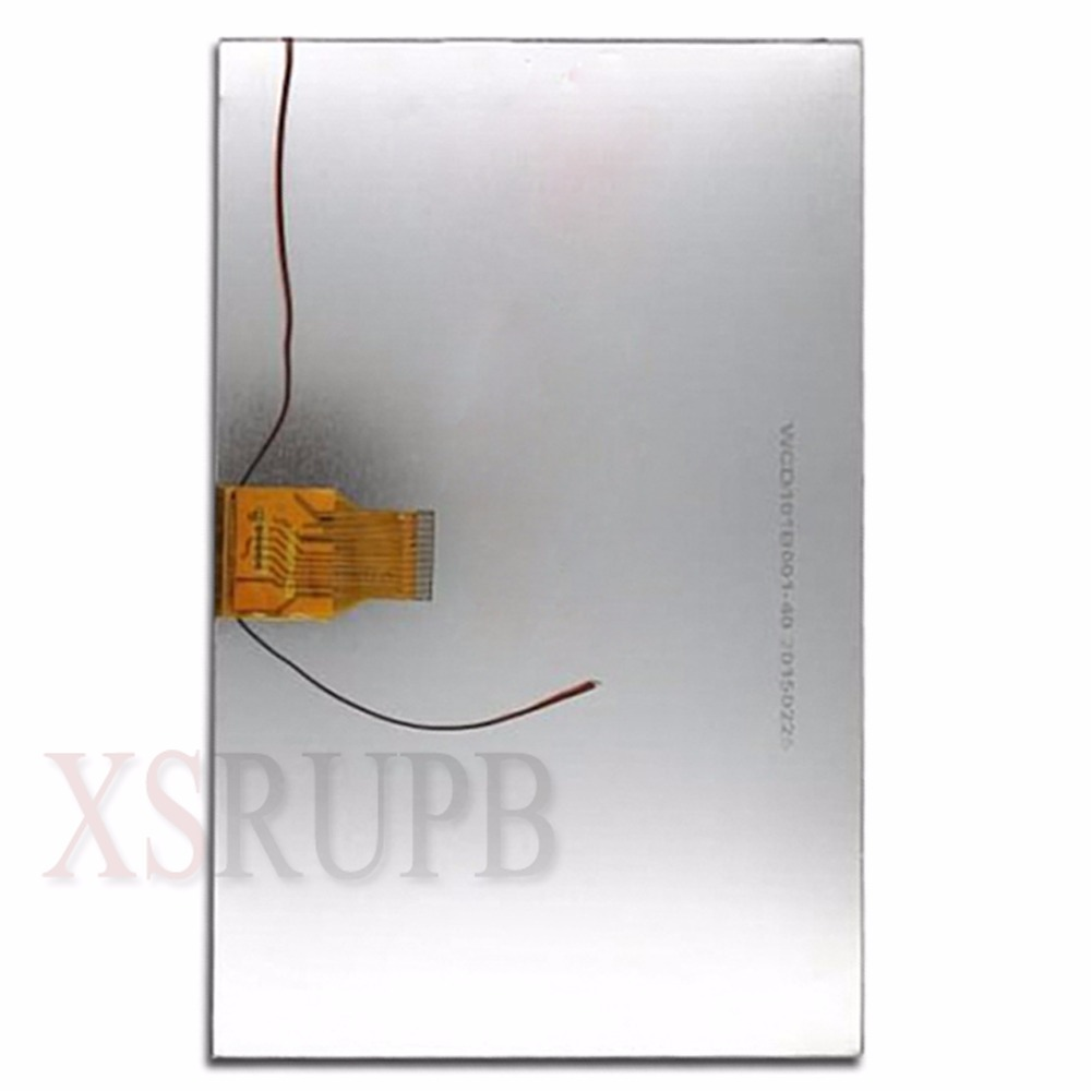 цены Original and New 10.1inch LCD screen YH101HF40-A YH101HF40 YH101HF for tablet pc free shipping