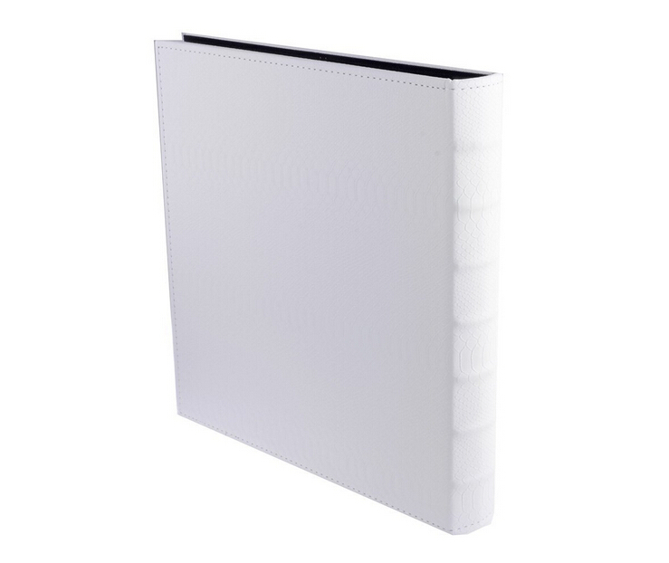 Free Shipping Leather Cover Insert Style Pocket Photo Album High
