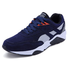 2019SPring New Men's Sports Shoes Men's Running Shoes Korean Running Casual Travel Shoes Trend Men's Shoes