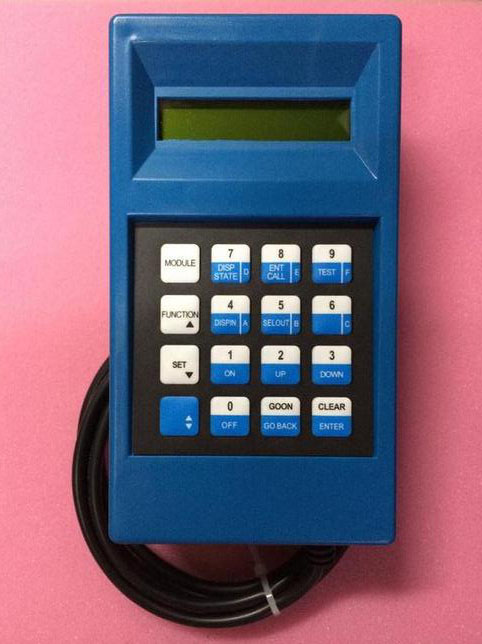 3 years WARRANTY plus FREE shipping !!! Elevator Blue test tool GAA21750AK3 (omnipotent version); Blue service tool-in Elevator Parts from Electronic Components & Supplies