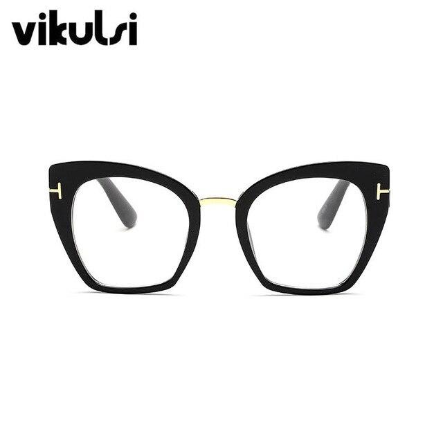 2017 New Fashion Brand Designer Cat Eye Sunglasses Women Tom Sun Glasses Big Size Cateye Vintage Oversize Female Gradient Points 3