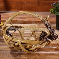 Hand Straw Beach Basket Wicker Tote Storage Organizer for Food Eggs/Fruits/Flowers/Biscuits/Bread Lunch Bag