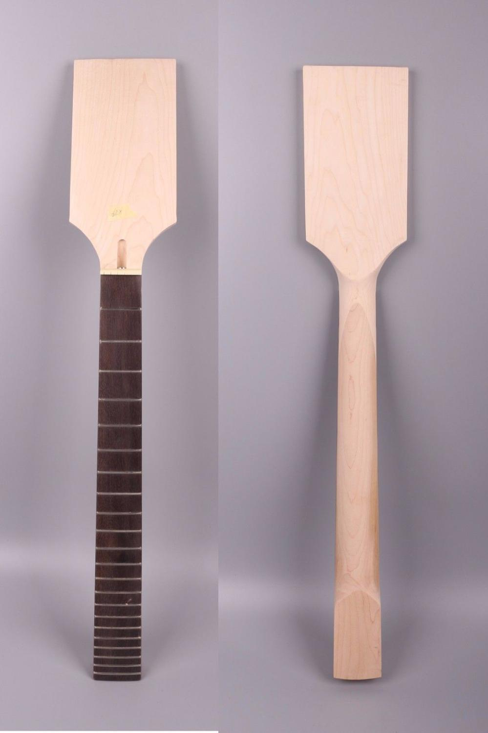 Sports & Entertainment Maple Guitar Neck 22 Fret 25.5 Inch Rosewood Fretboard Paddle Head Strat Jackson Moderate Price
