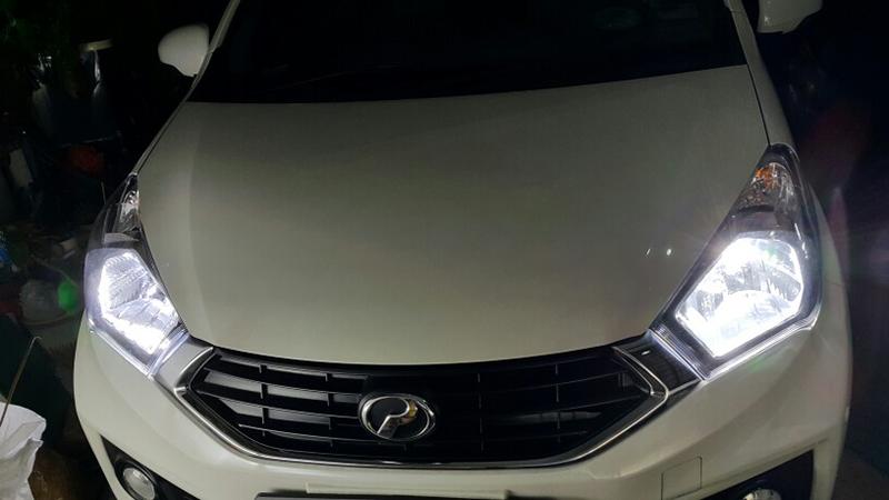 Auto LED Last H3 23