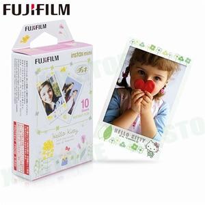 Image 5 - Fujifilm Instax Mini 11 8 9 Film Hello Kitty Geschilderd Fuji Instant Foto Papier 10 Vellen Voor 70 7S 50S 50i 90 Delen SP 1 2 Camera