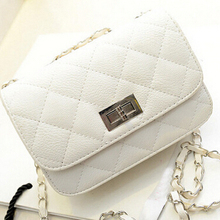 Fashion new handbags High quality PU leather Women bag Small