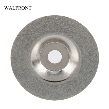 WALFRONT Diamond Coated Grinding Wheel Disc for Angle Grinder Tool Rotary Whetstone Grinding Tool Tungsten Milling Cutter Tools circle