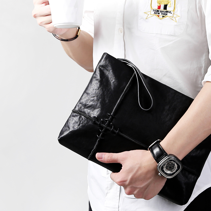 New Group Fashion Casual Style Men's Wallets Genuine Leather Thin Soft Black Long Wallet Men Clutch Bags Card Holder for Men free shipping genuine leather genuine leather wallet wallet men new 2013 new korean style fashion bags cheap price 1m106