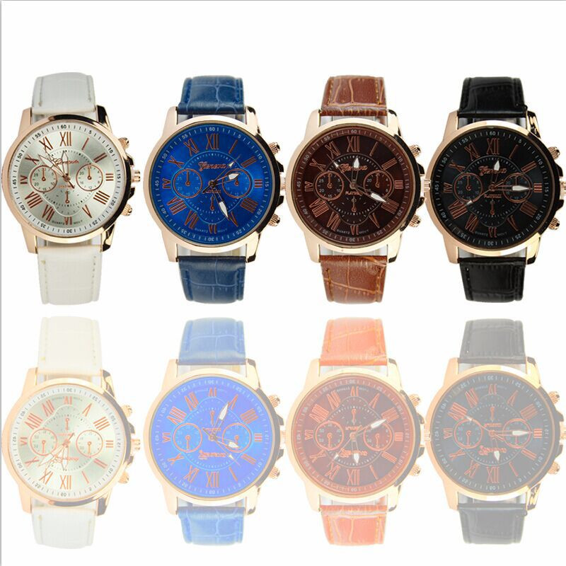 New listing Men Women watch Luxury Geneva Watches Quartz Clock Fashion Leather belts Watch Cheap Sports wristwatch relogio male  new listing xiaoya men watch luxury brand watches quartz clock fashion leather belts watch sports wristwatch relogio male