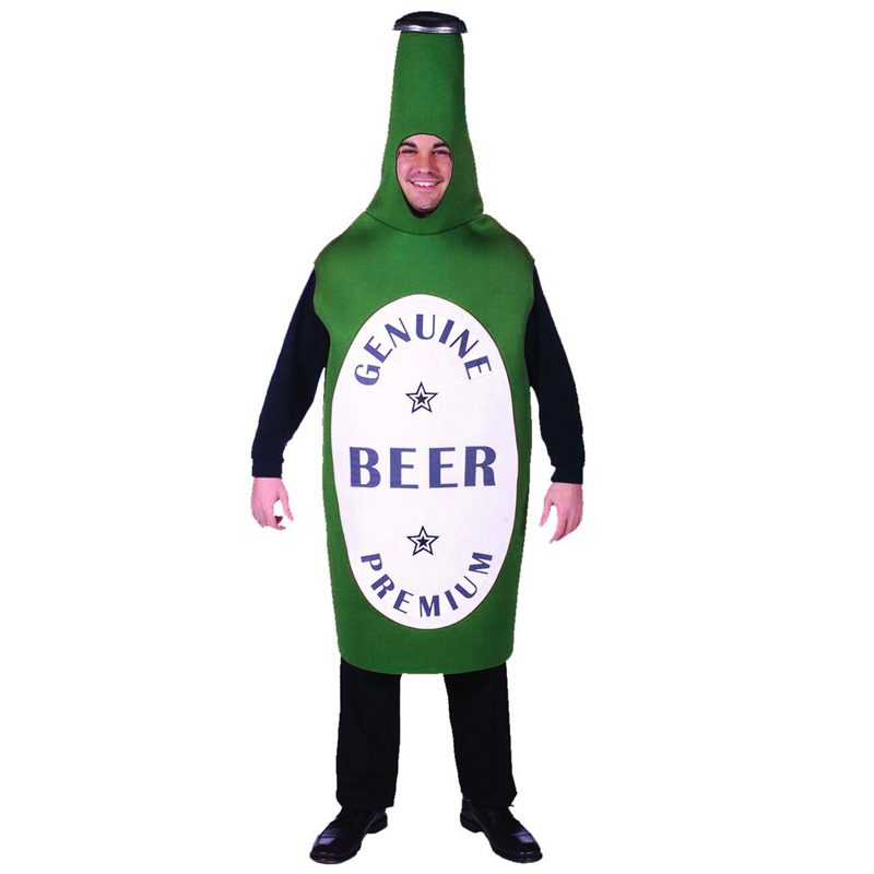 Beer Bottle Green Oktoberfest Mens Costume on AliExpress