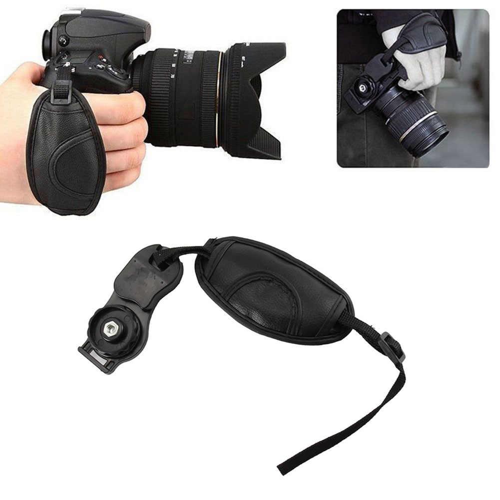 Nikon fuji Correa de muñeca cámara de cuerda: cámara cinturón muñeca para Canon etc.