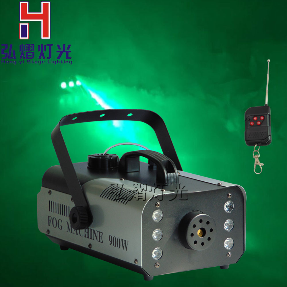 LED 900W RGB 3in1 Smoke Machine for Stage Concert Christmas With Fog Machine Stage Special Effects DJ Equipment niugul best quality 900w fog machine 900w smoke machine stage special disco effects dj equipment fogger for ktv xmas home party