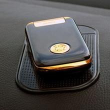 Противоскользящая Приборная панель автомобиля липкий коврик нескользящий коврик gps держатель мобильного телефона 6 цветов
