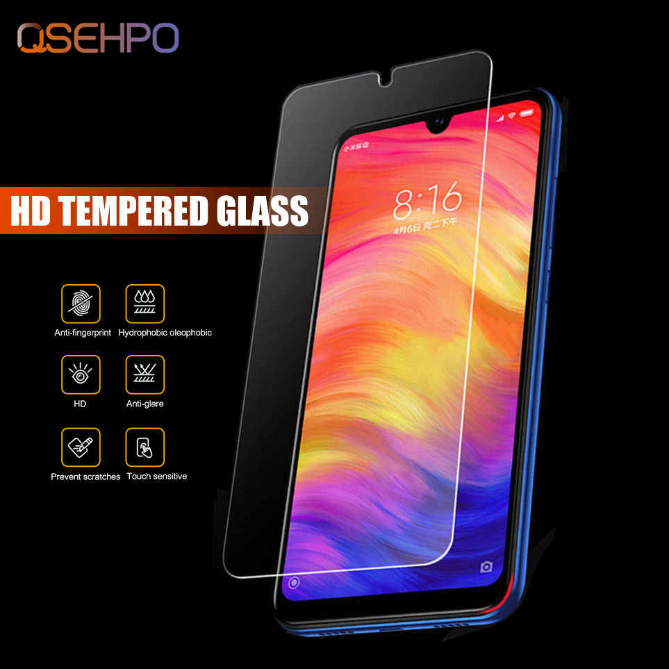 Tempered Glass For Xiaomi Redmi 7 6A Mi 9 Screen Protector For Mi 9 SE Redmi 5 Plus S2 Note 7 6 Pro 5 5A Glass protective Film