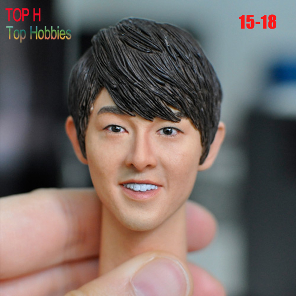 1/6 Head Sculpt KUMIK KM15-18 Male Figure Doll Headplay Fit 12 Inch Figuras De Coleccion Action Figure Gift Collection 1 6 scale figure accessories doll female head for 12 action figure doll head shape fit phicne