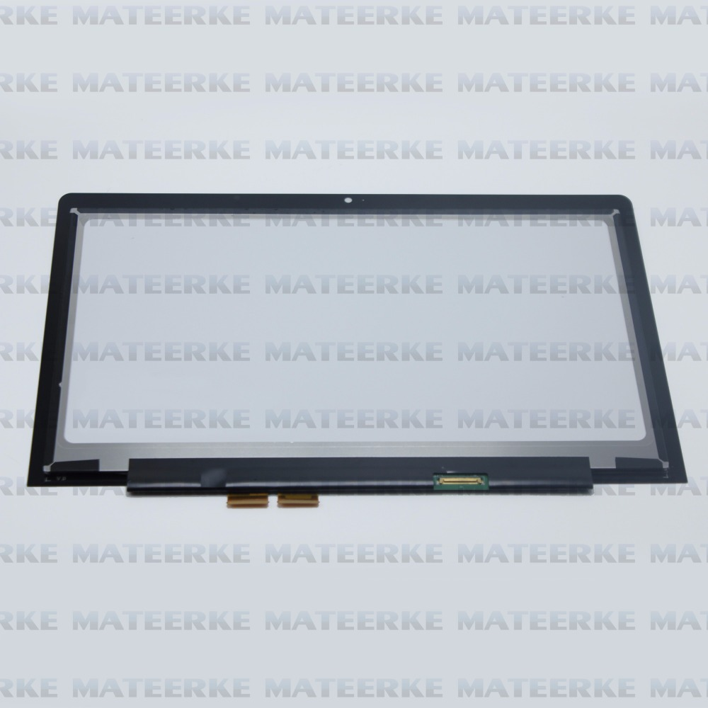 12.5 LCD Touchscreen Digitizer Display Assembly HD for Lenovo ThinkPad Yoga S1 1366*768 lc171w03 b4k1 lcd display screens