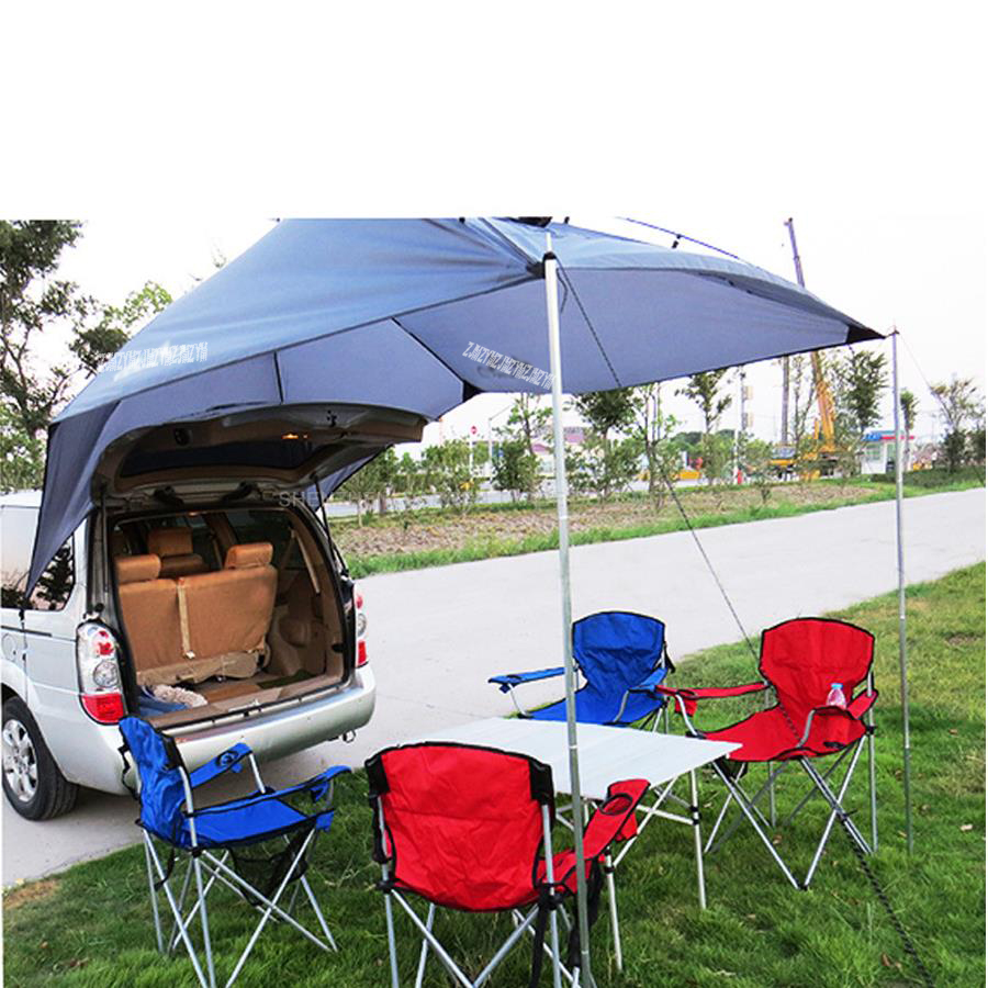 1pcs Portable Outdoor Camping Equipment Waterproof Large Awning Sun Shade Shelter Family Beach Picnic Party Camping Tent Marquee1pcs Portable Outdoor Camping Equipment Waterproof Large Awning Sun Shade Shelter Family Beach Picnic Party Camping Tent Marquee