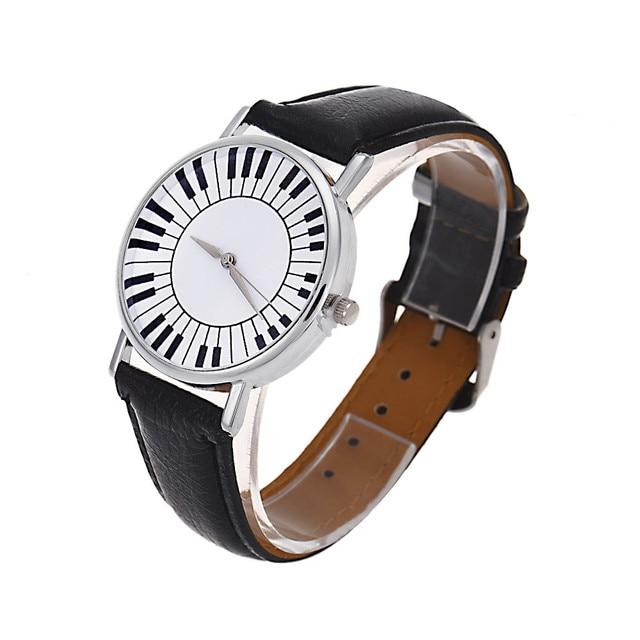 2016 selling Ladies watch famous brands Unisex Women Men Fresh Piano Keyboard Pattern Students Analog Quartz Wrist Watch relogio