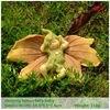 ED Original Quality Design Sleeping Leaf Fairy Angel Figurine Baby Outdoor Statue Decoration Miniature Fairy Garden