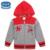 Retail niños sudaderas niños clothing car-styling hoodies de los cabritos de la manera ropa de los muchachos de la chaqueta abrigos de primavera otoño a4453