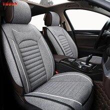 Car ynooh car seat covers for toyota rav4 corolla chr avensis land cruiser 100 verso prado 120 fortuner cover for vehicle seat