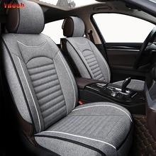 سيارة ynooh مقعد السيارة يغطي لتويوتا rav4 كورولا شر أفينسيس لاند كروزر 100 فيرسو برادو 120 فورتشنر غطاء ل مقعد سيارة