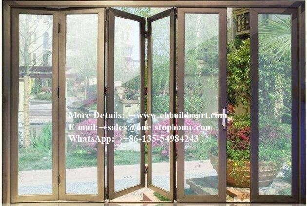 North America Australia Europe Standard Luxury Royal Thermal Break Double Glass,Exterior Aluminum Alloy Frame Design For Kitchen