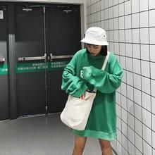 Fashion High Quality Korean Shopping Shoulder Bags Women Canvas Purses and Handbags Female Large Capacity Ladies Beach Tote Bags