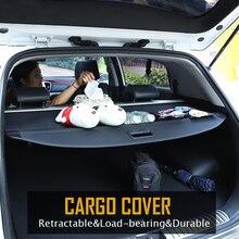 Для Land Rover Discovery Freelander ряд rove Грузовой Обложка задний багажник щит безопасности Магистральные полка крышка багажника автомобиля