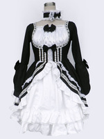 Cosplay animation clothing wholesale LOLITA culture Lolita Dress loaded 12 generation H24