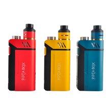 IJOY RDTA MOD kit 200 w 12.8 ml 28mm Cigarrillo Vapor Cigarrillo Electrónico Narguile E Cig Vaporizador kit