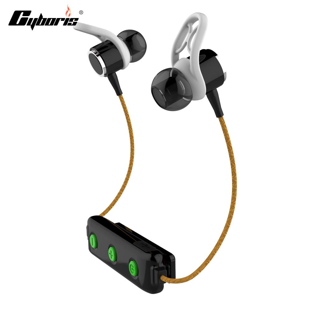 Cyboris Sport 4.0 Auriculares Bluetooth Auriculares Estéreo A prueba - Audio y video portátil - foto 3