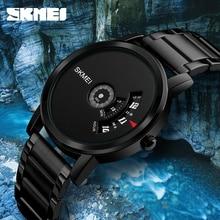 Skmei Quartz Watch Men 2017 Fashion Mens Watches Top Brand Luxury Male Wrist Watch Male Clock Hodinky Relogio Masculino 2017