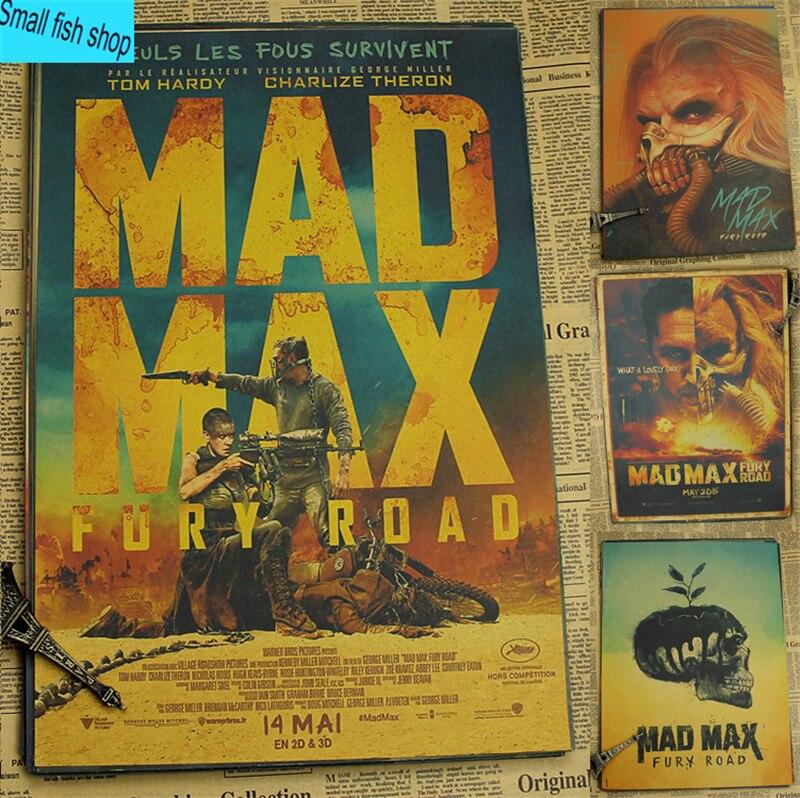 Mad Max Columcille Gerard Mel Gibson decoración del Equipamiento Casero Kraft Mo