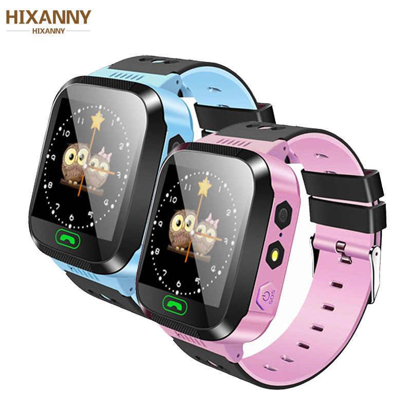 Q02 Детские Смарт-часы с камерой освещение сенсорный экран SOS Вызов LBS отслеживание местоположения Finder Детские умные часы PK Q50 Q90