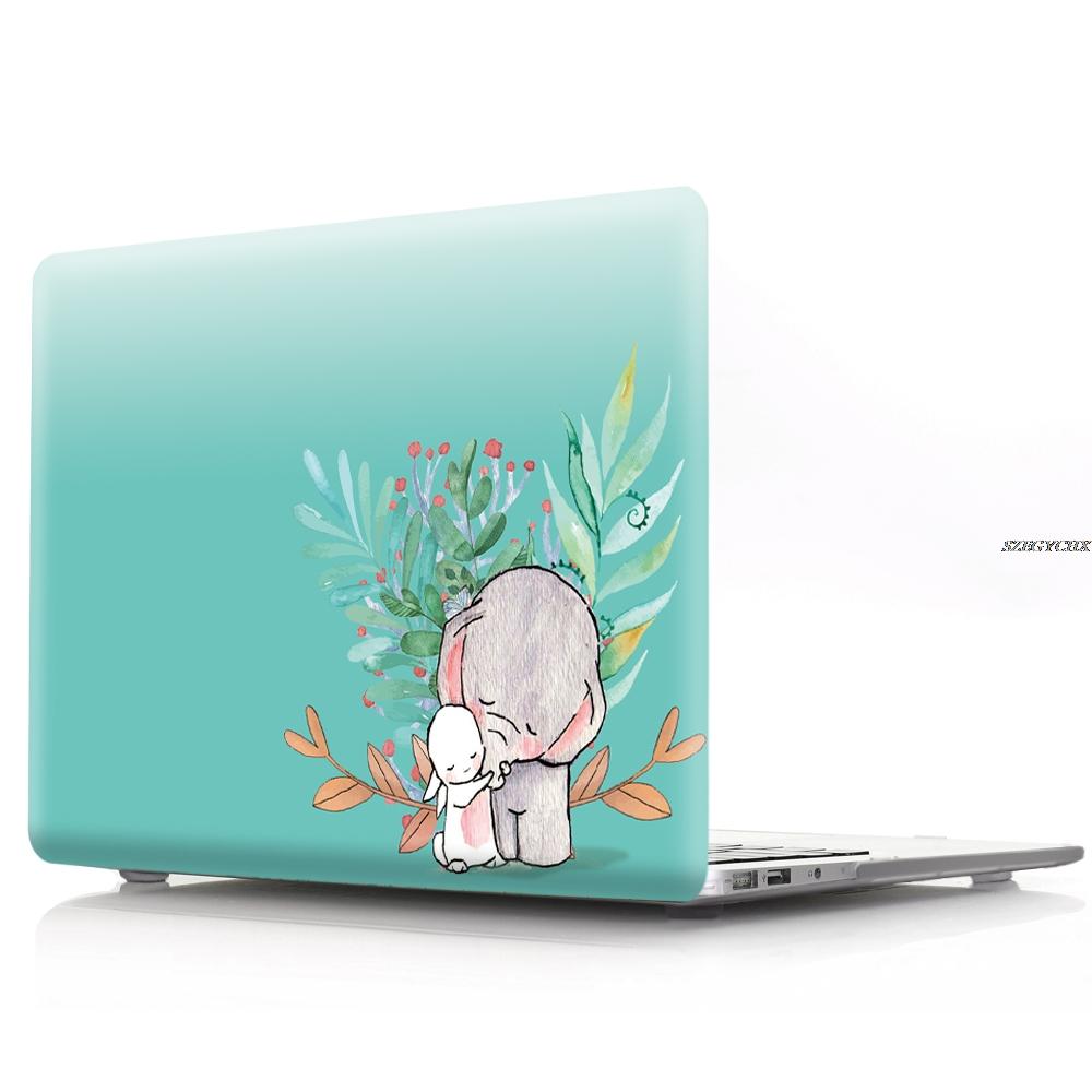 Animal Retina Shell Case for MacBook 38