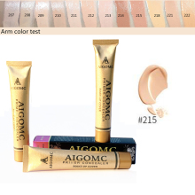 14 Colors Gold Tube Concealer Foundation Base Make Up Cover Pro Concealer Contouring Modification of the Skin concealer for face