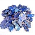 """15x25-25x40mm Imperial Jasper Freeform Forma Gem Stone Beads Strand 14 """"Para DIY Colar Bracelat Jóias Fazer, Frete Grátis"""