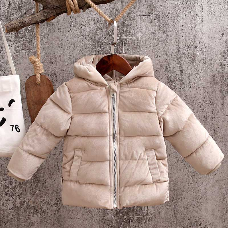 BibiCola baby boys girls winter coat snowsuit new children waterproof  winter jackets 2018 hooded kids down jacket kids clothes beef3e185f93