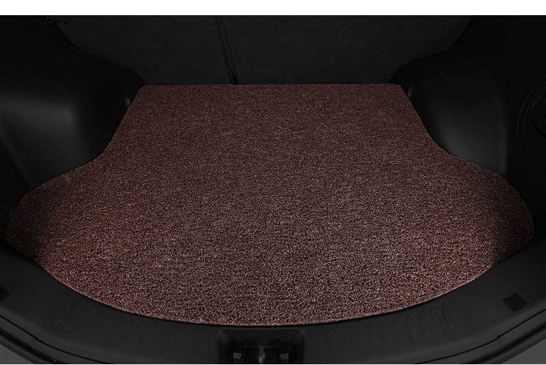 Tapis spéciaux faits sur commande de coffre de voiture de boucle de fil pour le MINI tapis de cargaison durable imperméable de caban de CLUBMAN de COOPER COUNTRYMAN