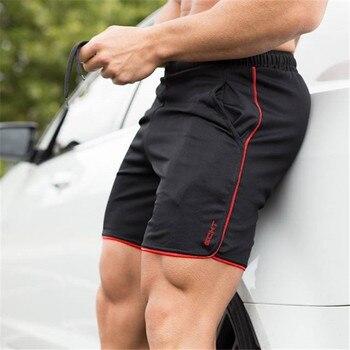 2019 Summer Running Shorts Men Sports Jogging Fitness Shorts  Quick Dry Mens Gym Men Shorts Crossfit Sport gyms Short Pants men 8