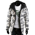 2015 New Arrival Autumn Military Camo jacket Men's Overcoat,Fashion Casual Mens Jackets,Slim Fit Men's Jacket